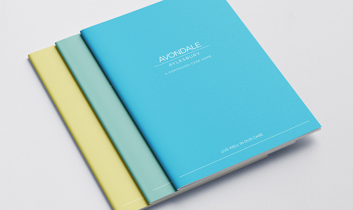 Iconic Brand Agency | Market Branding | Port Haven Brochure Exterior